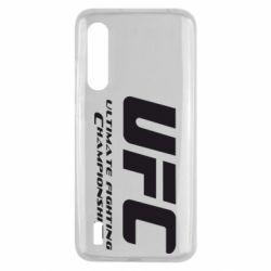 Чехол для Xiaomi Mi9 Lite UFC