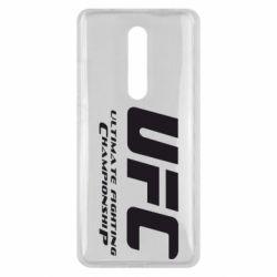 Чехол для Xiaomi Mi9T UFC