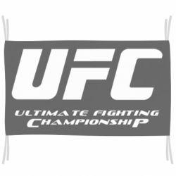 Флаг UFC