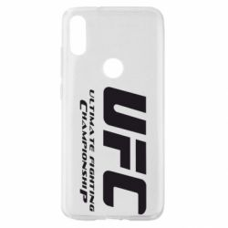 Чехол для Xiaomi Mi Play UFC