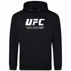 Мужская толстовка UFC