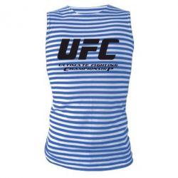 Майка-тельняшка UFC - FatLine