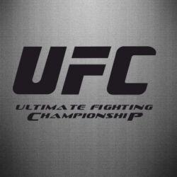 Наклейка UFC - FatLine