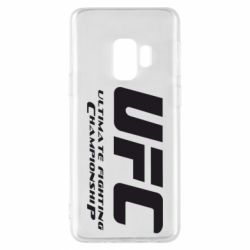 Чехол для Samsung S9 UFC