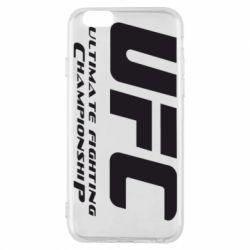 Чехол для iPhone 6/6S UFC