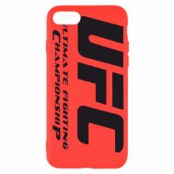 Чехол для iPhone 7 UFC
