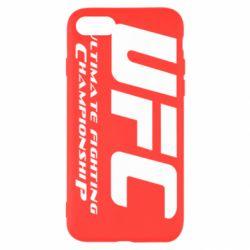 Чехол для iPhone 8 UFC