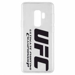 Чехол для Samsung S9+ UFC