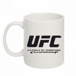 Кружка 320ml UFC - FatLine
