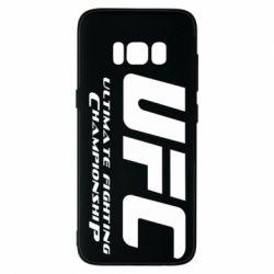 Чехол для Samsung S8 UFC