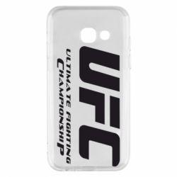 Чехол для Samsung A3 2017 UFC