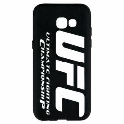 Чехол для Samsung A5 2017 UFC