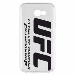 Чехол для Samsung A7 2017 UFC