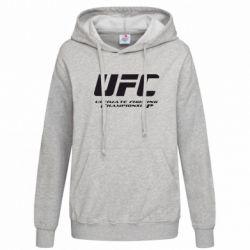 Женская толстовка UFC - FatLine