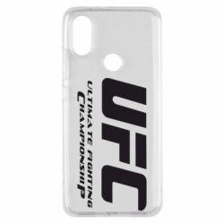 Чехол для Xiaomi Mi A2 UFC