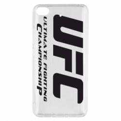 Чехол для Xiaomi Mi 5s UFC