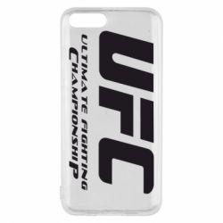 Чехол для Xiaomi Mi6 UFC