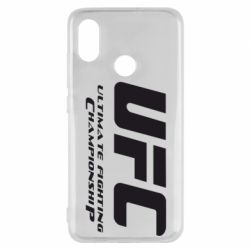 Чехол для Xiaomi Mi8 UFC