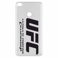 Чехол для Xiaomi Mi Max 2 UFC