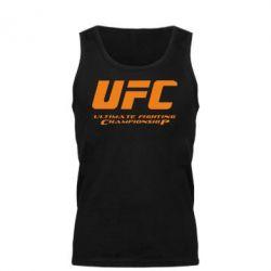 Мужская майка UFC - FatLine