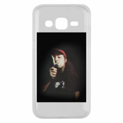 Чохол для Samsung J2 2015 $uicideboy$