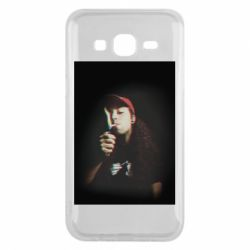 Чохол для Samsung J5 2015 $uicideboy$