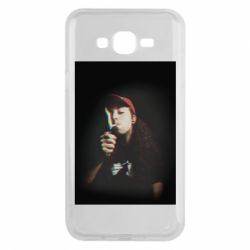 Чохол для Samsung J7 2015 $uicideboy$