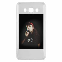 Чохол для Samsung J7 2016 $uicideboy$