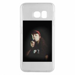 Чохол для Samsung S6 EDGE $uicideboy$
