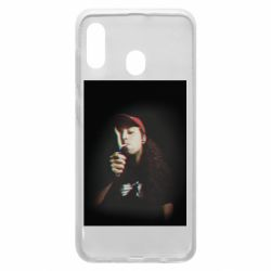 Чохол для Samsung A20 $uicideboy$
