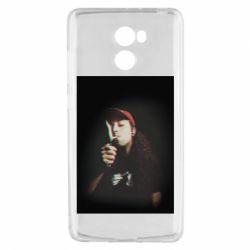 Чохол для Xiaomi Redmi 4 $uicideboy$