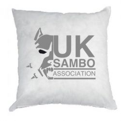 Подушка UK Sambo Association - FatLine