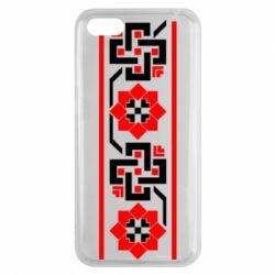 Чехол для Huawei Y5 2018 Украiiнський орнамент - FatLine