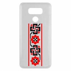 Чехол для LG G6 Украiiнський орнамент - FatLine