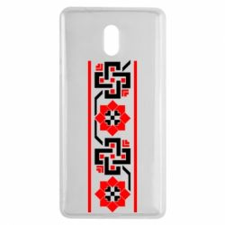 Чехол для Nokia 3 Украiiнський орнамент - FatLine