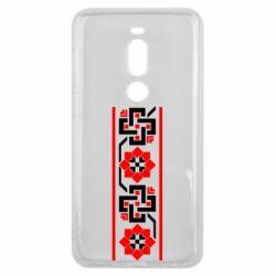 Чехол для Meizu V8 Pro Украiiнський орнамент - FatLine