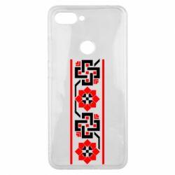 Чехол для Xiaomi Mi8 Lite Украiiнський орнамент - FatLine