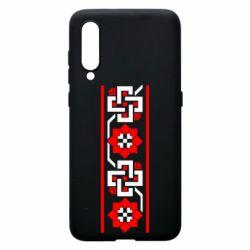 Чехол для Xiaomi Mi9 Украiiнський орнамент