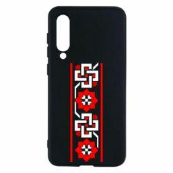 Чехол для Xiaomi Mi9 SE Украiiнський орнамент