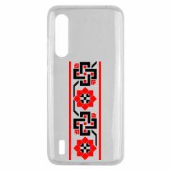Чехол для Xiaomi Mi9 Lite Украiiнський орнамент