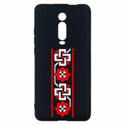 Чехол для Xiaomi Mi9T Украiiнський орнамент