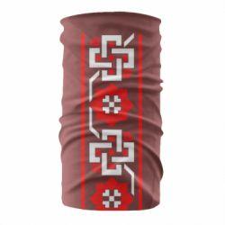 Бандана-труба Украіінський орнамент
