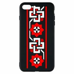 Чехол для iPhone 7 Plus Украiiнський орнамент - FatLine