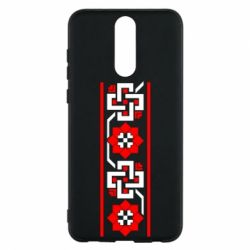 Чехол для Huawei Mate 10 Lite Украiiнський орнамент - FatLine