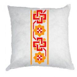 Подушка Украiiнський орнамент - FatLine