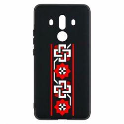 Чехол для Huawei Mate 10 Pro Украiiнський орнамент - FatLine