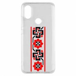Чехол для Xiaomi Mi A2 Украiiнський орнамент - FatLine