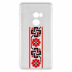 Чехол для Xiaomi Mi Mix 2 Украiiнський орнамент - FatLine