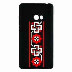 Чехол для Xiaomi Mi Note 2 Украiiнський орнамент - FatLine
