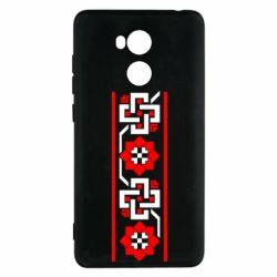 Чехол для Xiaomi Redmi 4 Pro/Prime Украiiнський орнамент - FatLine